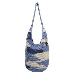 The Sak Limited Edition Nomad 120 Hobo Blue Multi