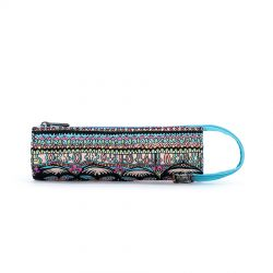 Sakroots Artist Circle Fleetwood Utility Case Aqua One World