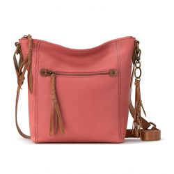 The Sak Ashland Leather Crossbody Dusty Coral